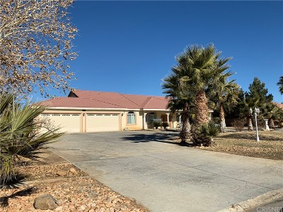 Lancaster Single Family Home For Sale: 4023 Equestrian Way