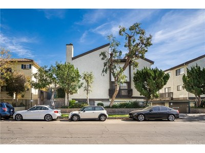 Studio City Condo/Townhouse For Sale: 4222 Troost Avenue #24