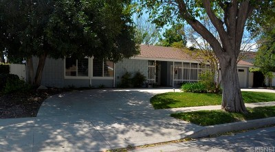 Northridge Single Family Home For Sale: 19230 Calahan Street