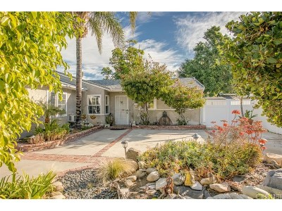 Simi Valley Single Family Home For Sale: 2048 Magnolia Street
