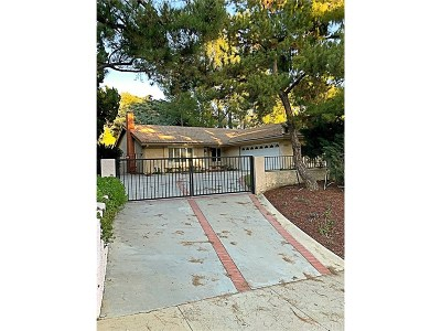 Granada Hills Single Family Home For Sale: 12656 Woodley Avenue