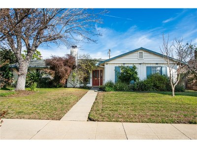Chatsworth Single Family Home For Sale: 10020 Mason Avenue