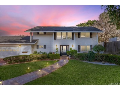 Simi Valley Single Family Home For Sale: 2812 Elizondo Avenue