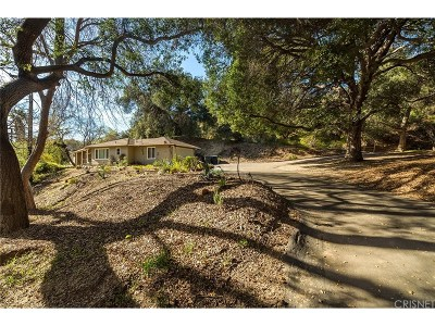Glendale Single Family Home For Sale: 2325 Cascadia Drive
