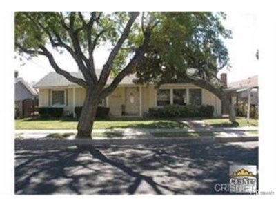 Northridge Single Family Home For Sale