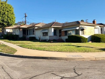 Inglewood Residential Income For Auction: 2921 West 101st Street