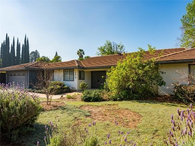 Porter Ranch Single Family Home For Sale: 10619 Melvin Avenue