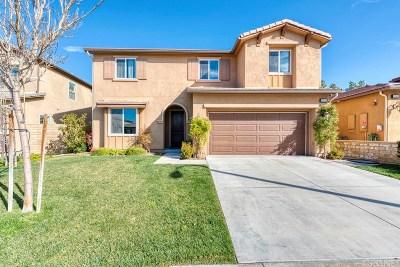 Single Family Home For Sale: 19249 Carranza Lane