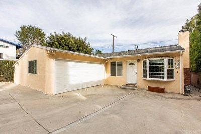 Woodland Hills Single Family Home For Sale: 5320 Tendilla Avenue