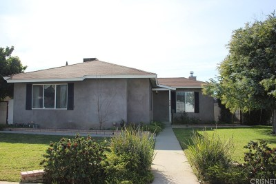 Granada Hills Single Family Home Active Under Contract: 16046 San Fernando Mission Boulevard
