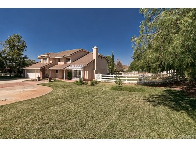 Acton Single Family Home For Sale: 32795 Rancho Americana Place