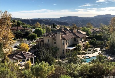 Calabasas CA Single Family Home For Sale: $2,195,000