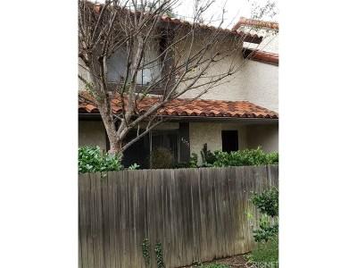 Agoura Hills Condo/Townhouse Sold: 4075 Liberty Canyon Road #91