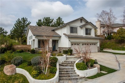 Canyon Country Single Family Home For Sale: 29217 Sequoia Road