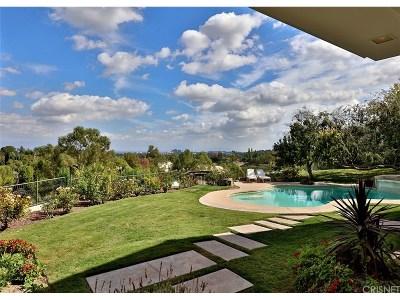 Hidden Hills Single Family Home Active Under Contract: 5781 Penland Road