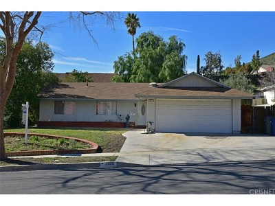 Canyon Country Single Family Home For Sale: 28211 Bakerton Avenue