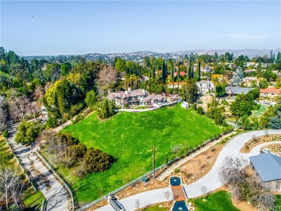 Hidden Hills Single Family Home For Sale: 5523 Paradise Valley Road