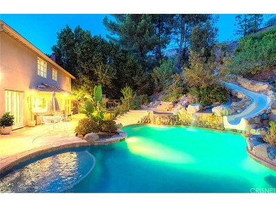 Porter Ranch Single Family Home For Sale: 11934 Estrada Lane