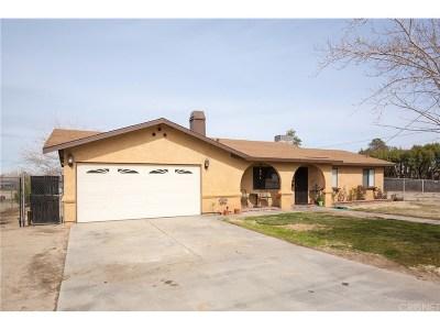 Littlerock Single Family Home For Sale: 9055 East Avenue T8