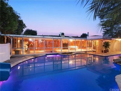 Encino Single Family Home For Sale: 17637 Palora Street