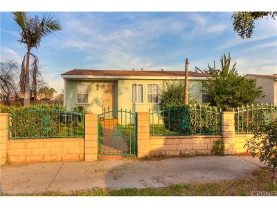 Long Beach Single Family Home Active Under Contract: 90 West Home Street