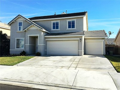 Lancaster Single Family Home For Sale: 44310 53rd Street West