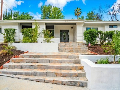 Woodland Hills Single Family Home For Sale: 24011 Hatteras Street