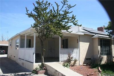 Pacoima Single Family Home For Sale: 10918 Herrick Avenue