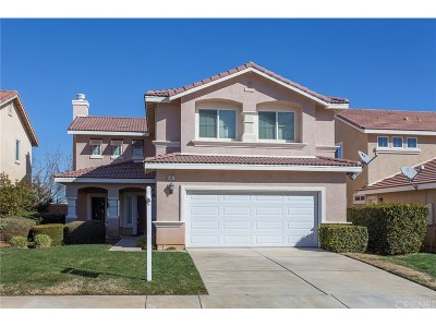 Palmdale Single Family Home For Sale: 4307 Bethpage Drive