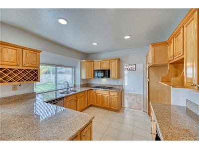 Saugus Single Family Home For Sale: 28763 Seco Canyon Road