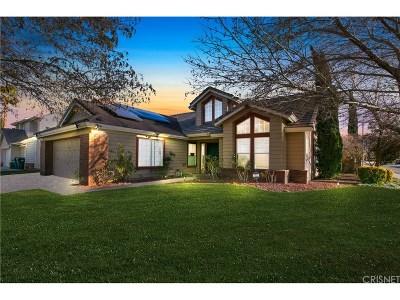 Lancaster Single Family Home For Sale: 6232 West Avenue L4