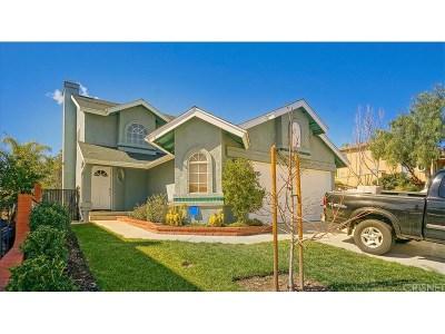 Saugus Single Family Home For Sale: 22812 Boxwood Lane
