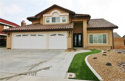 Palmdale Single Family Home For Sale: 2508 Paxton Avenue