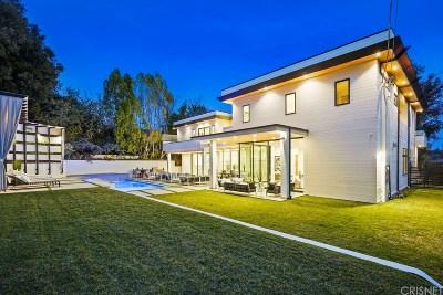 Encino Single Family Home For Sale: 16720 Bajio Road