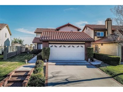 Porter Ranch Single Family Home For Sale: 12062 Shadow Ridge Way