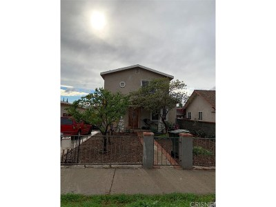 Single Family Home For Sale: 1214 7th Street