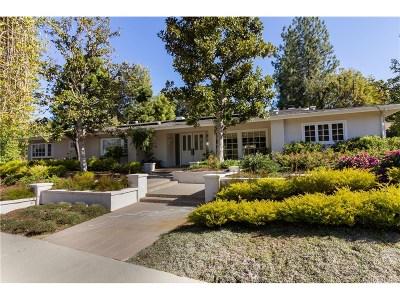 Encino Single Family Home Active Under Contract: 18077 Lake Encino Drive