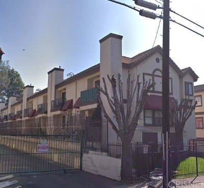 Los Angeles County Condo/Townhouse For Sale: 8834 Willis Avenue #9A