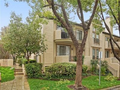 Valencia Condo/Townhouse Active Under Contract: 24141 Del Monte Drive #239