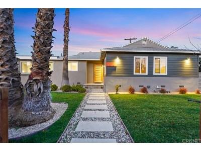 Winnetka Single Family Home For Sale: 20836 Stephanie Drive