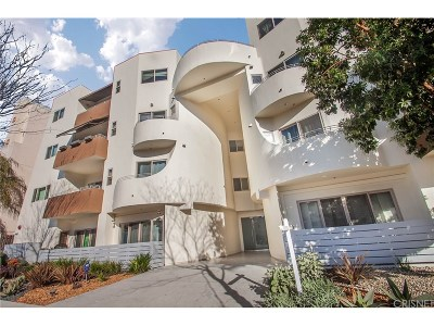 North Hollywood Condo/Townhouse For Sale: 5016 Bakman Avenue #204