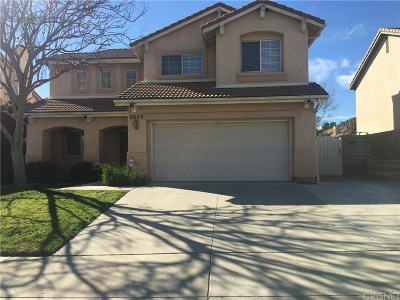 Simi Valley Single Family Home For Sale: 2659 Candia Court