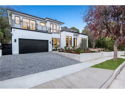 Single Family Home For Sale: 16923 Escalon Drive