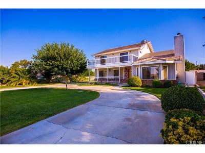Quartz Hill Single Family Home For Sale: 4624 West Avenue M14