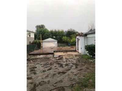Sherman Oaks Residential Lots & Land For Sale: 4216 Ventura Canyon Avenue