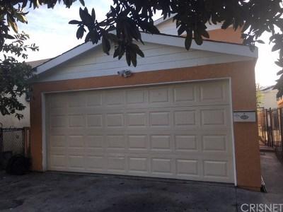 Los Angeles Single Family Home For Sale: 2512 Santa Ana North