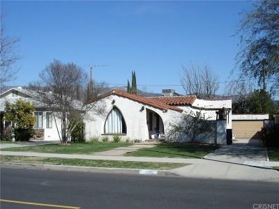 Burbank Single Family Home For Sale: 300 South Keystone