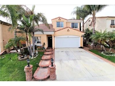 Sylmar Single Family Home For Sale: 12767 Cameron Avenue