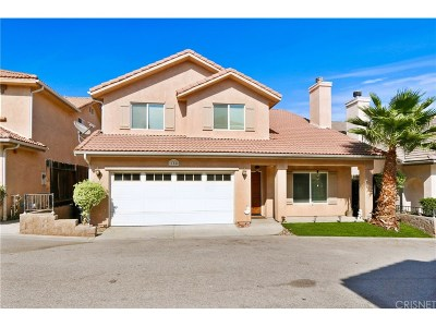 Sylmar Single Family Home For Sale: 11844 Apple Grove Lane