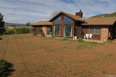Acton Single Family Home For Sale: 4405 Sierra